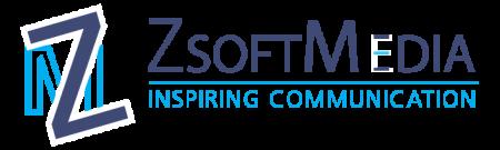 ZsoftMedia - Inspiring Media logo
